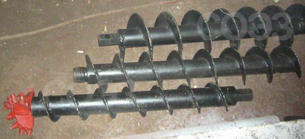Буровой инструмент (шнеки)