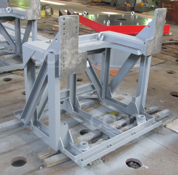 Металлоконструкция (пример 2)