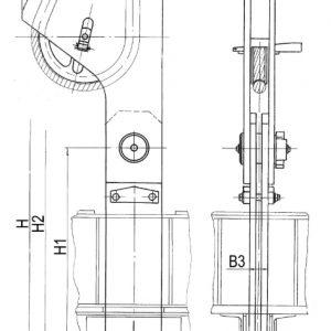 Подвесные устройства УПС