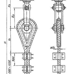 Подвесные устройства УП-М