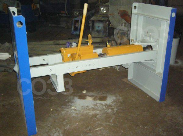Установки для прокладки магистралей методом управляемого прокола УП-40-2