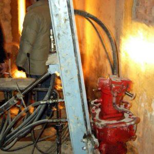 Оборудование для струйной цементации грунтов