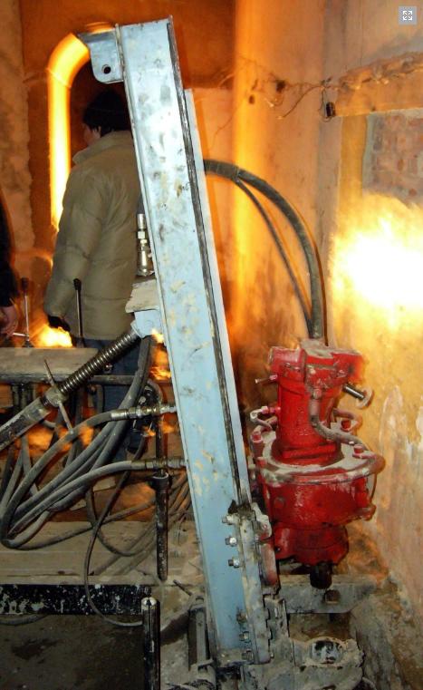 Оборудование для струйной цементации грунтов СБГ